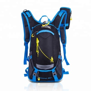 Custom Backpack Cycling Hiking Hydration backpack with water bladder