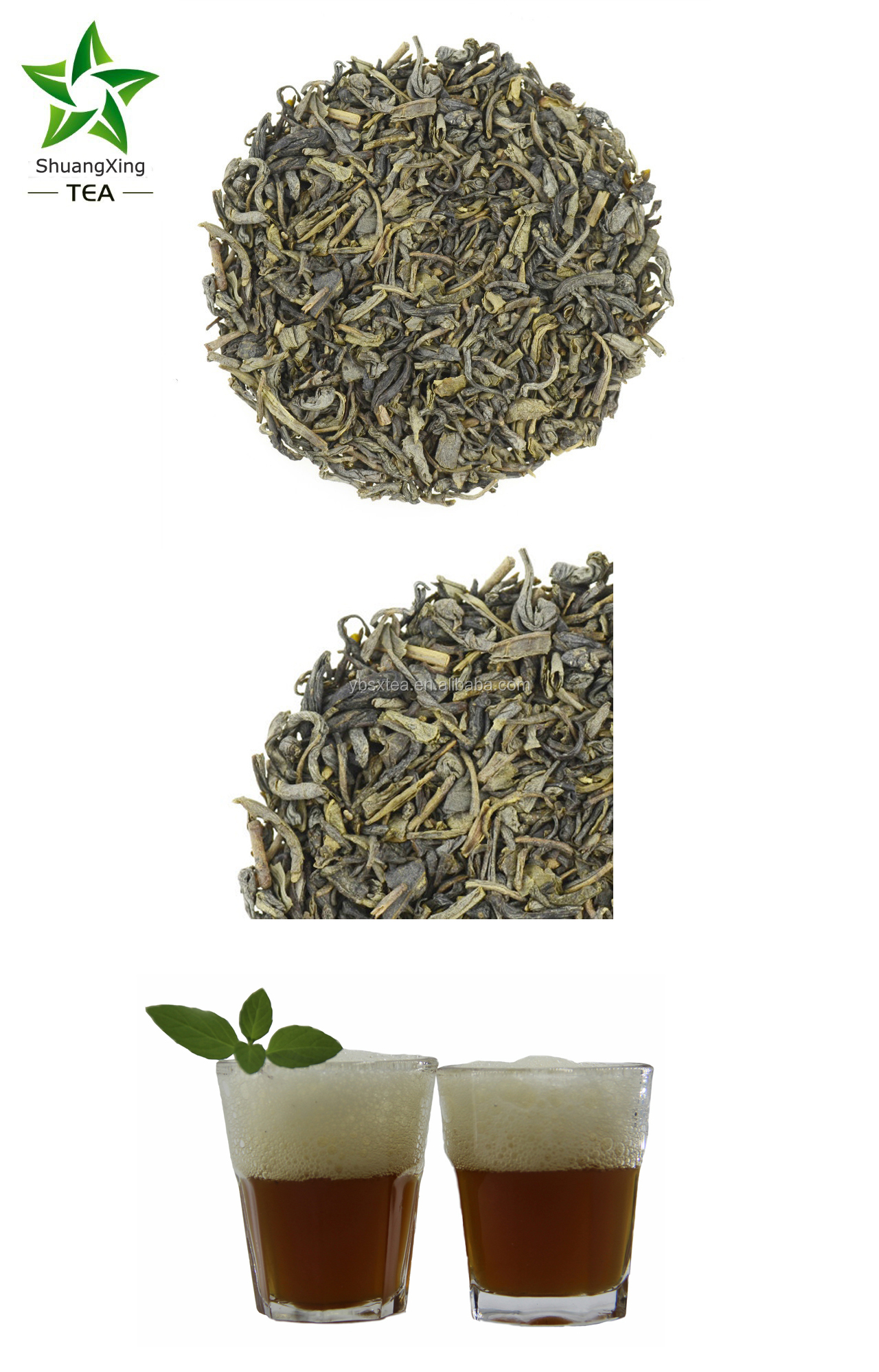 China green tea CHUNMEE GREEN TEA 9367 The vert de Chine green tea 1kg price