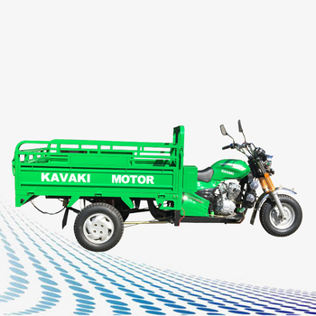 Three wheel Cargo diesel barge tricycle / african express cargo for sale  made in China, View cargo diesel tricycles, KAVAKI Product Details from