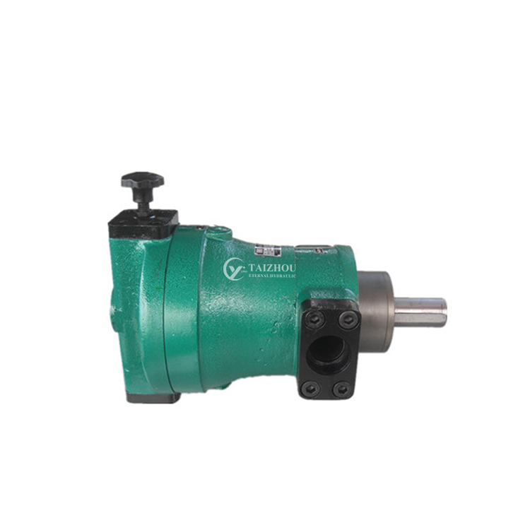 30Mpa High Pressure SCY 14-1B Variable Displacement Axial Piston Pump Hydraulic Oil Plunger Pump