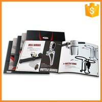 OEM Printing Electronic Auto Spare Parts Catalogue Promotion Catalogs
