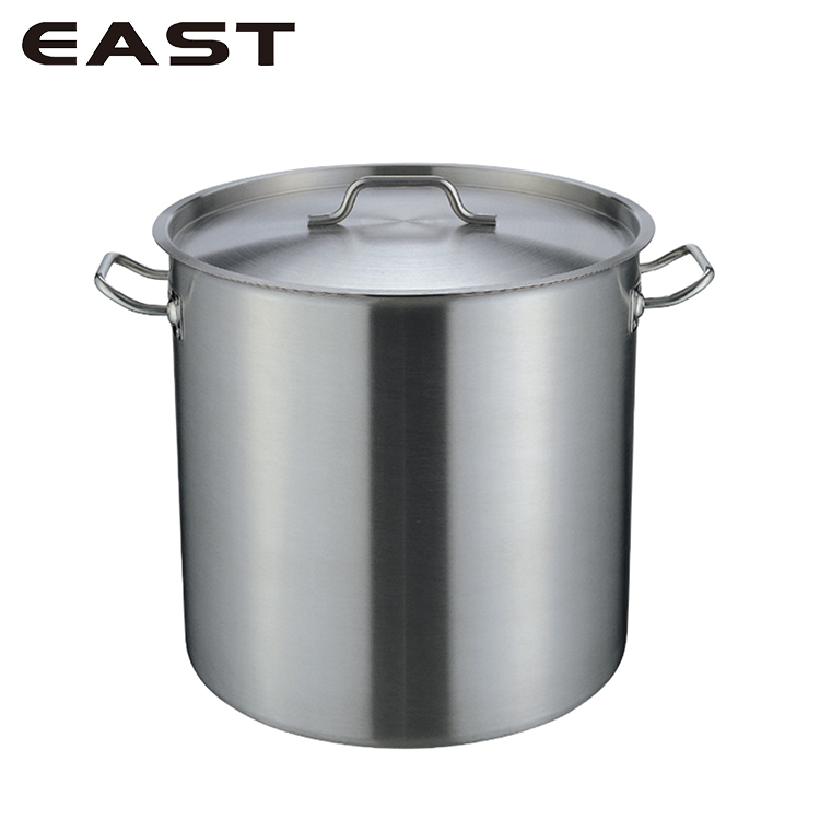 High Quality Camping Cookware/30 Liter Stainless Steel Pot