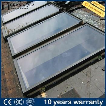 Obturador ajustable techo cubiertas de aluminio tragaluz - Cortinas para tragaluz ...