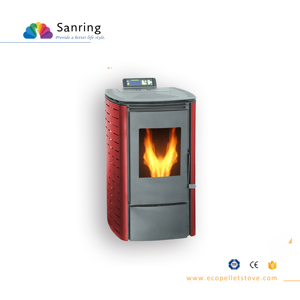 6kw hoper saving indoor used wood burning stove