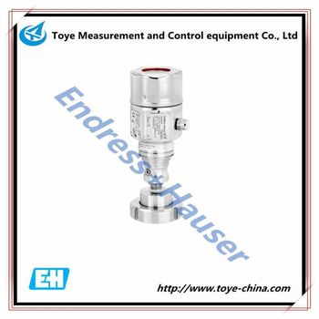 High Repeatability Absolute And Gauge Pressure Endress+hauser ... on