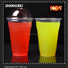 500ML disposable plastic coffee/water/beer/juice/ice cream cup