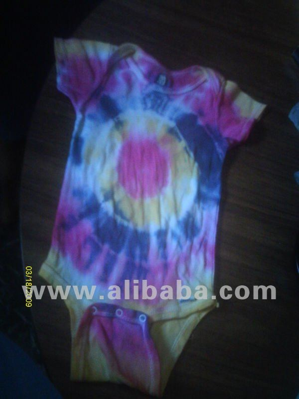 Tie Dye Baby Clothes