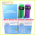 Hot sale micron brush different size for eyelash extension