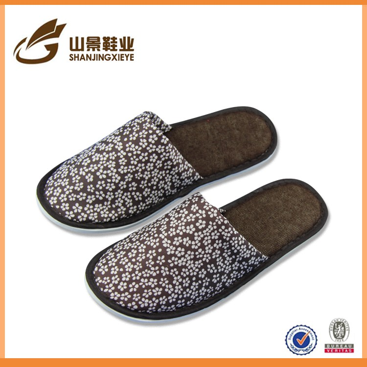 custom made air supply shoes for women indoor cotton slippers