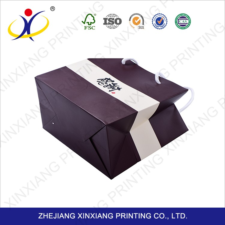 Factory supply attractive price art paper bag