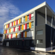 Economic and modern prefabricated modular hotel from customer's design for sale