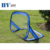 Outdoor portable folding portable soccer net football net