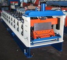 Standing Seam Roof Profile Roll Forming Machine