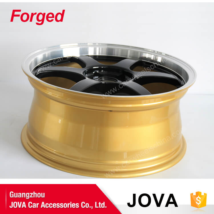 forged 5 hole rims custom car wheels auto wheel and rim