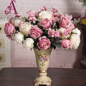 China Silk Flower Centerpieces Wholesale Alibaba