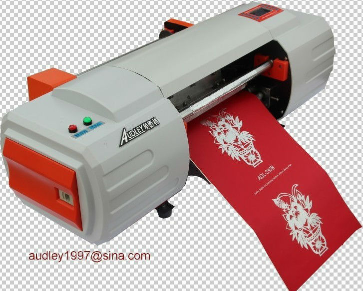 Automatic Digital Roll To Roll printing Machine For Cards ADL-330A