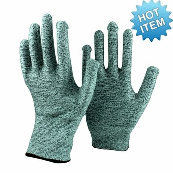 Nmsafety Food Grade Level 5 Proof Safety Hand Protection Yard Work Kitchen  Anti Cut Resistant Gloves For Cutting - Buy Gloves For Cutting,Heat Cut ...