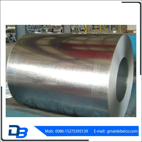 China Wholesale Websites Hardness HRB40-80 16 Gauge Galvanzied Steel Coil