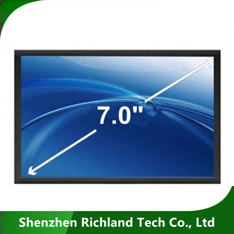 "Hot Sale TFT-LCD Module 7Inch for Industrial Control Use Screen Module 7"" Model G070Y3-T01 CMO Brand"