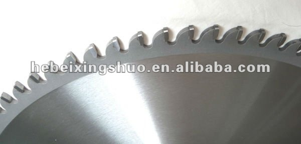 Carbide Tipped Saw Blade for seamless pipe