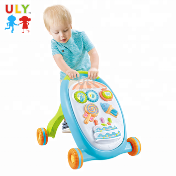d674fae81232 New Model Safe Infant Activity Learning Walking Toy Baby Walker ...