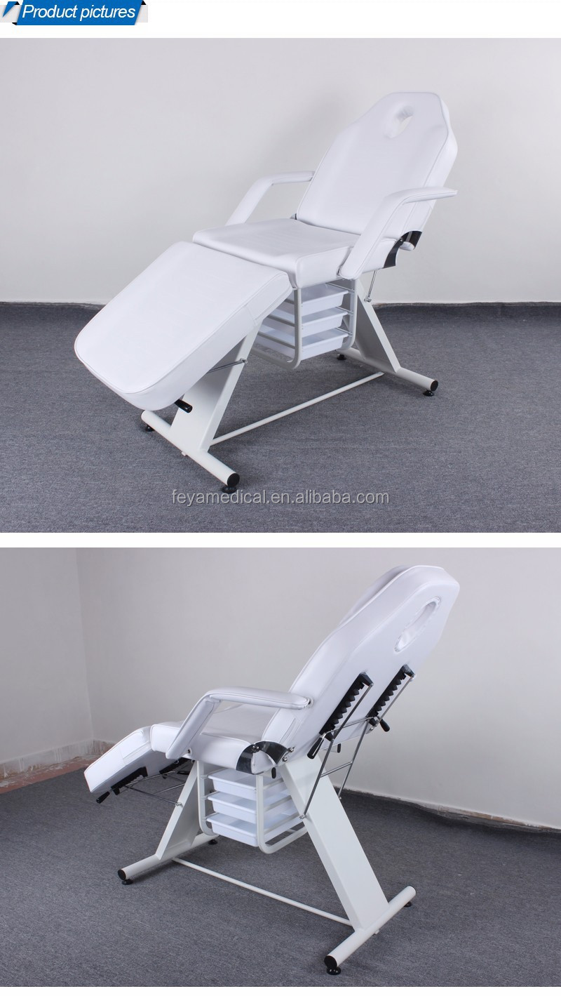 Fy 8337 Salon Facial Bed Portable Massage Chair Wholesale