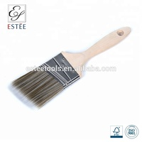 Cheap High Quality Wood Handle Wall Cleaning Paint Brushes