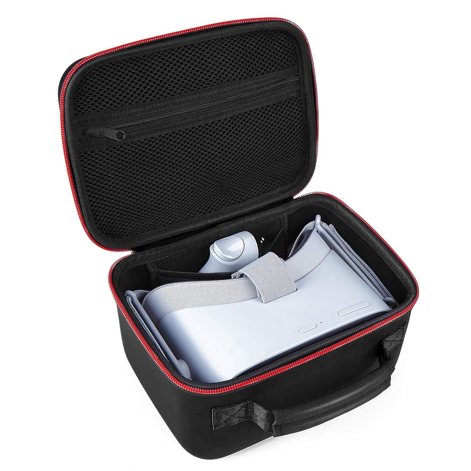 Hard Travel Case for Oculus Go Virtual Reality Headset - Oculus Go VR Headset Storage Carrying Protective Bag