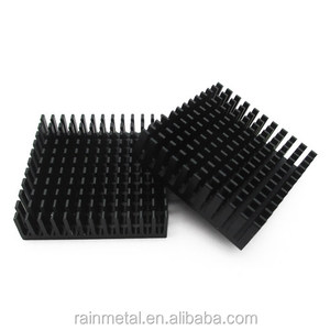 Aluminum customized Long service life heatsink,Extruded heatsink use for computer