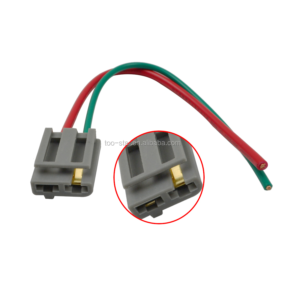 Vehicle Hei Distributor Wire Harness Pigtail Dual 12v Power Tach Connector 170072 For Gm Gmc Buy Vehicle Hei Distributor Wire Harness