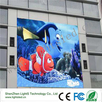 Lights 8mm Outdoor Smd Remote Control Outdoor Advertising Led ...