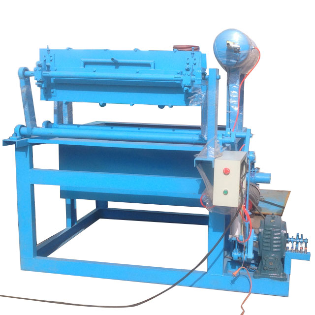 Beston brand waste paper pulp molding egg box forming machine