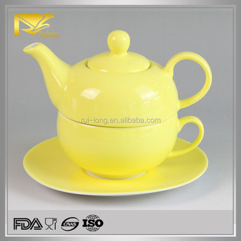 China Suppliers Colorful Personalized Tea Cup Pot In One,Coffee ...
