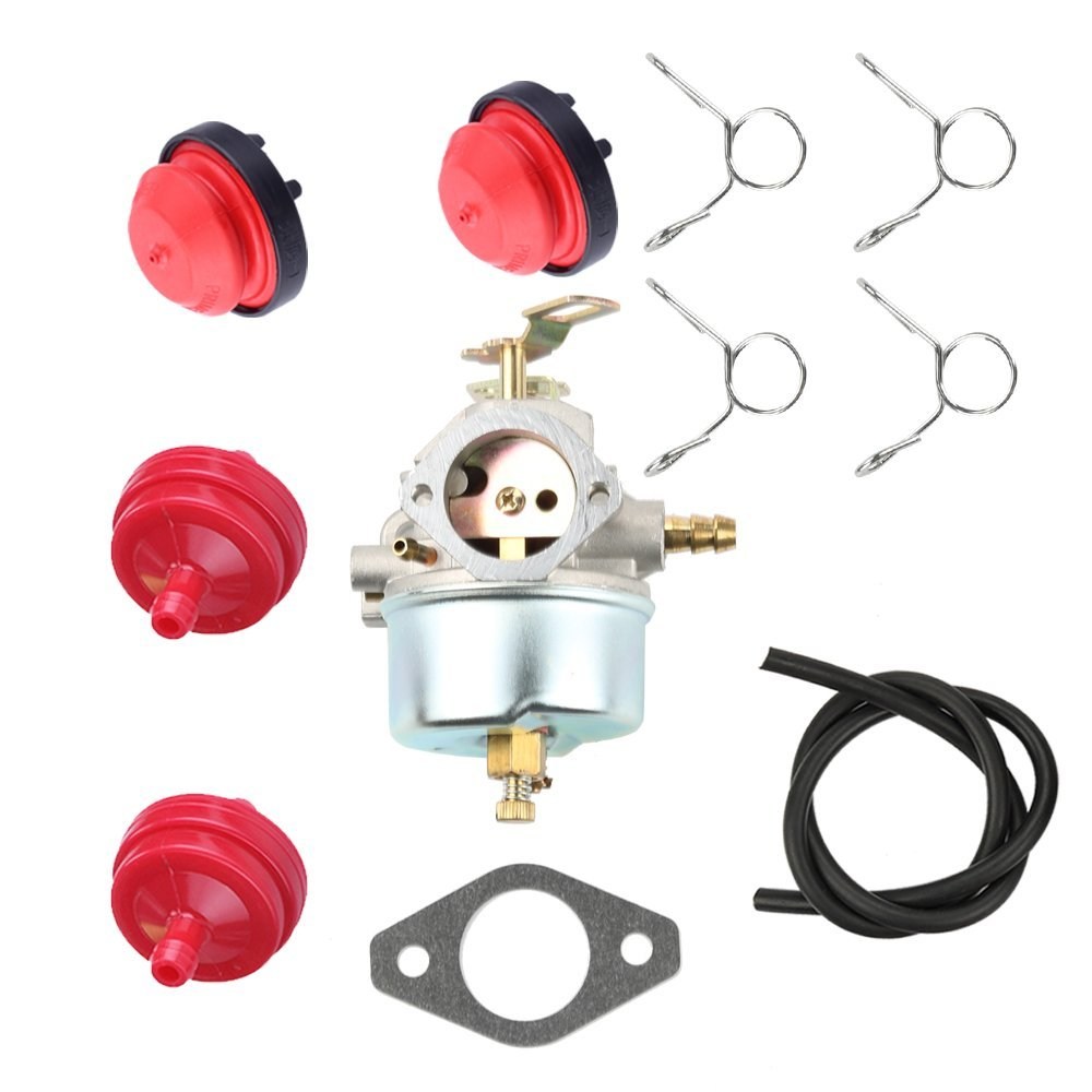 Cheap Tecumseh Hmsk80 Engine Find Deals On Wiring Harness Get Quotations Mckin Carburetor Carb With Mounting Gasket Tune Up Kit For 632334 632334a 7hp 8hp 9hp