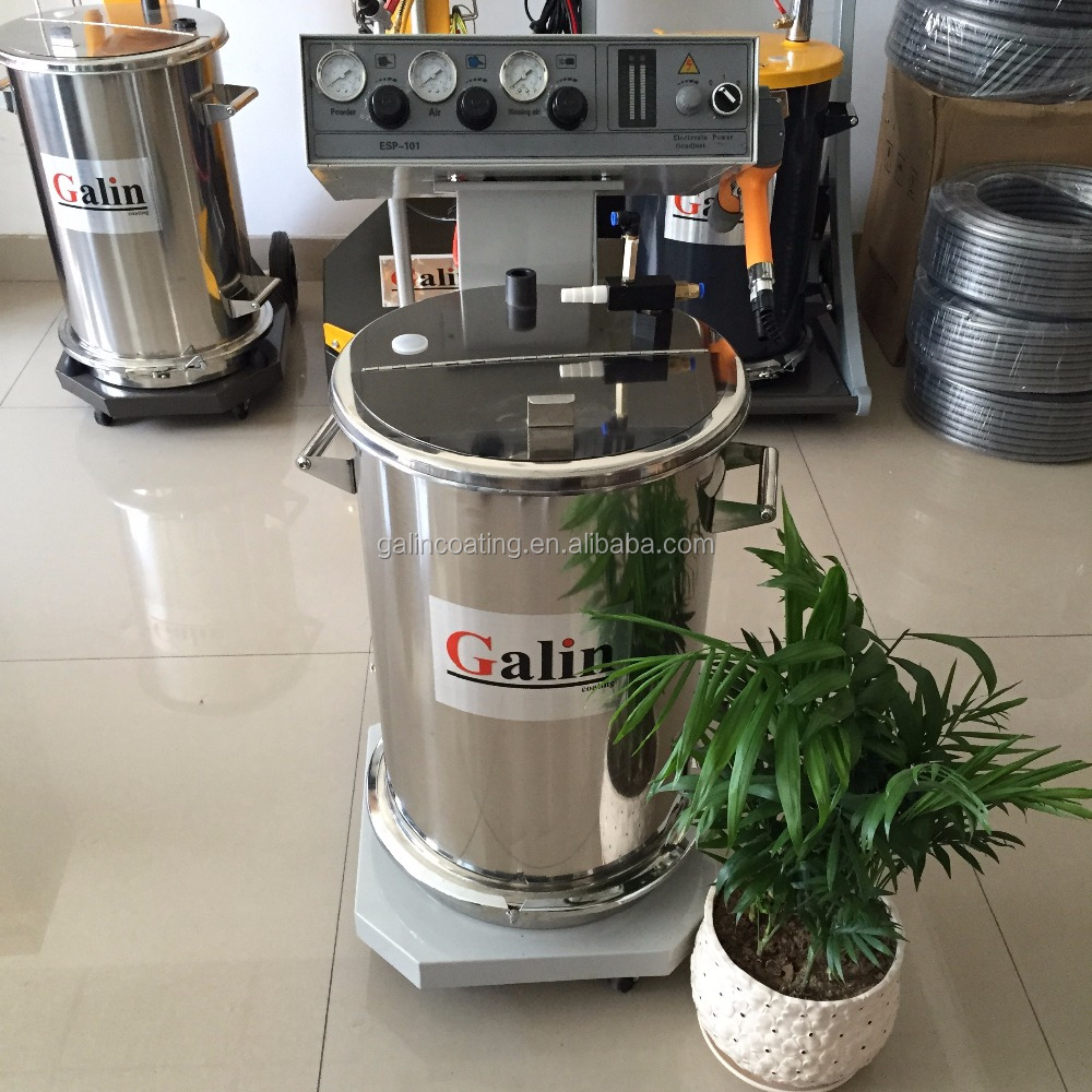 Galin ESP101 Handleiding Poedercoating Machine