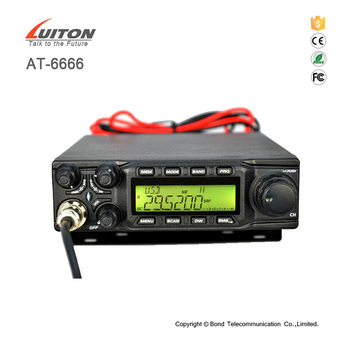 Ce&rohs Anytone Cb Radio At-6666 Transmitter And Receiver - Buy Transmitter  And Receiver,Wireless Transmitter And Receiver,Transmitter And Receiver