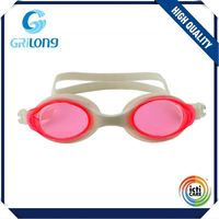 Factory sale OEM design various colors water sports safety swimming goggles