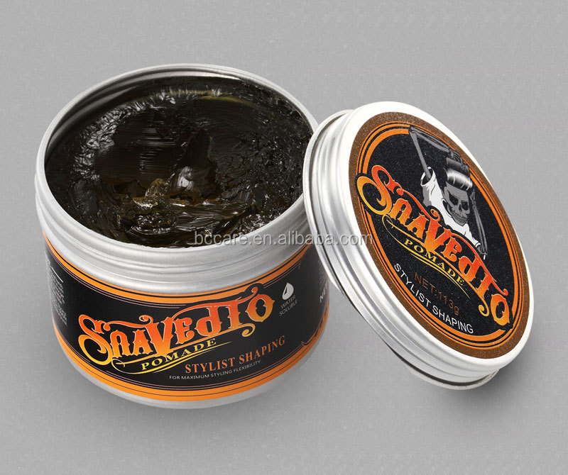 halal best quality heavy hold & extra strong hold pomade in hot selling