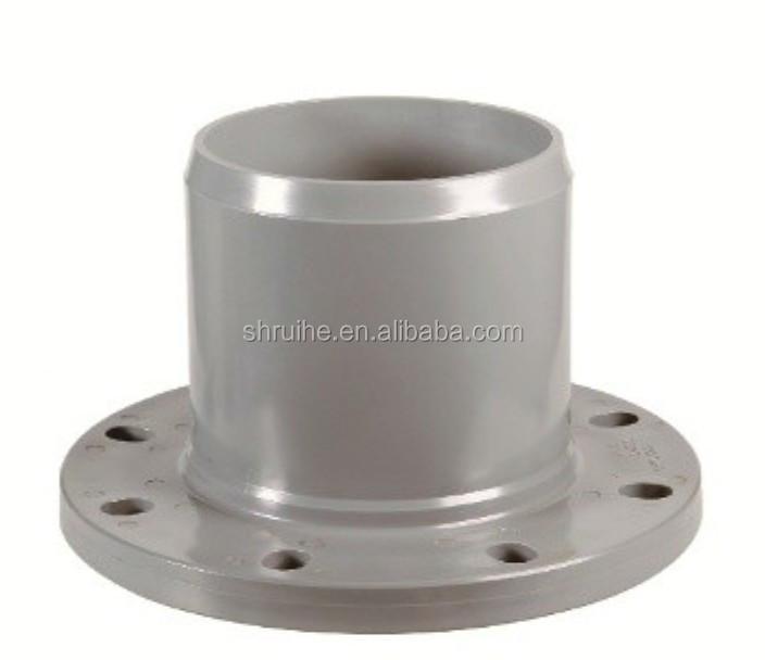 Iso 4422 bs en1452 pvc raccords tuyaux en pvc m le bride - Raccord tuyau pvc ...