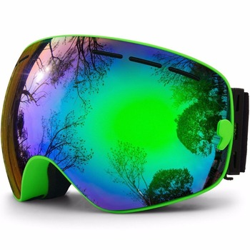 a0a6a9812926b5 PROPRO Ski Goggles Snowboard Goggles UV Protection Snow Goggles Helmet  Compatible for men women boys girls