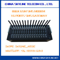 gsm modem multi sim 8/16/32/64 free text message to mobile phones gsm modem bulk sms software