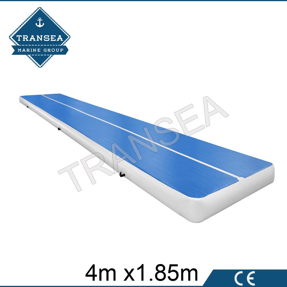 gymnastics pu mat mats leather wolfwisestore blue large products wolfwise