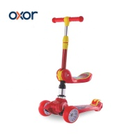 New Arrival 3 Wheel Folding Kids Kick Foot Scooter
