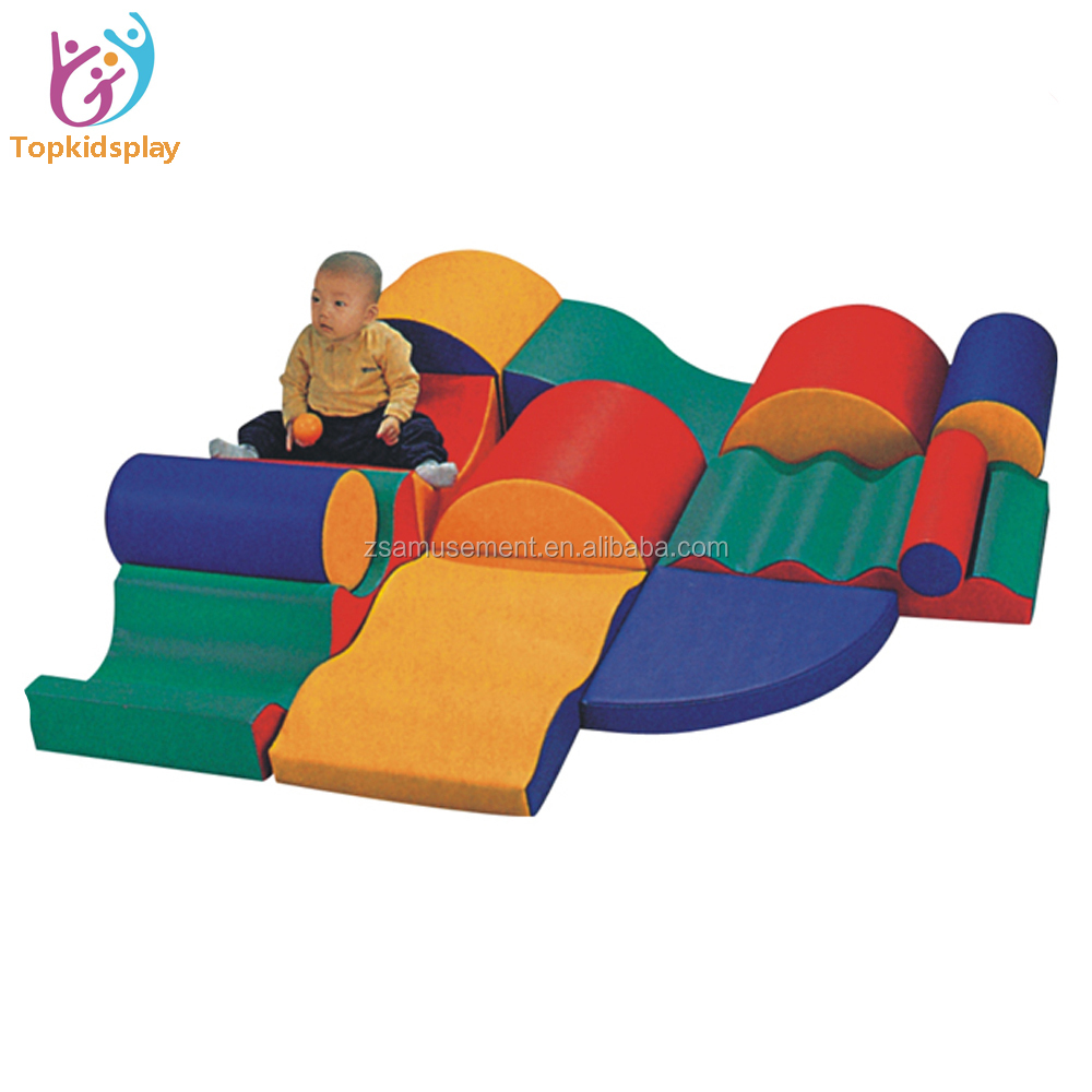 Cheap Soft Play from Kids Gym and Fitness healthily, Toddler gymnastic indoor play equipment,