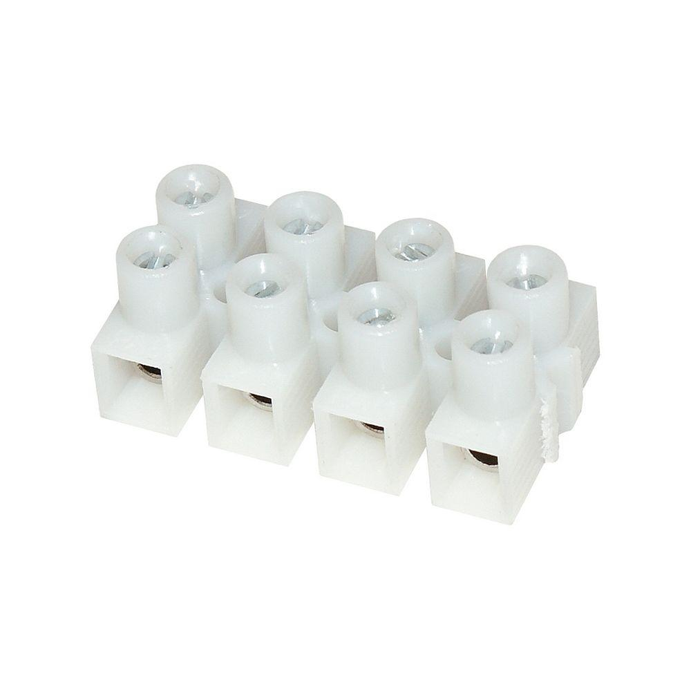 Jiangxi Kimbetter Manufacturer Best Quality Insulated Reusable Wiring Connection Types Terminal Block Pa8h 12p