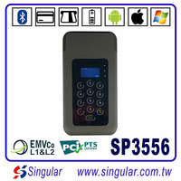 SP3556 Credit Card Reader ios and Android with SDK