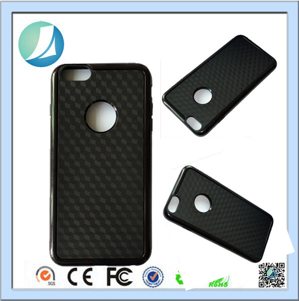 2016 new design cube pattern pc tpu case for iphone 6 buy pc tpu