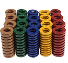 Metal Retractable Coil Spiral Spring