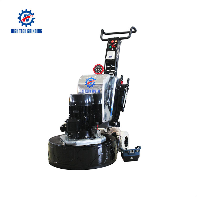 concrete terrazzo floor polishing machine