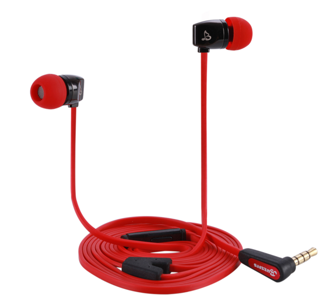 Hot sale OEM/ODM earphone with mic, pure bass and cheap price, 4-5 colors, dongguan factory